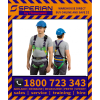 Miller EXPLORER Full Body Harness (HT SPM1020082/83/84)