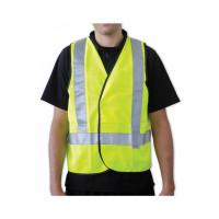 Pro choice vest Day/Night Yellow reflective 2XL