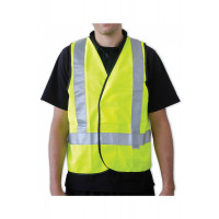 Prochoice Yellow Ref Safety Vest small