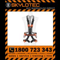 Skylotec Black KURT CLICK Harness (G-AUS-0913-BL)