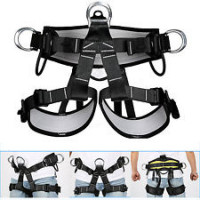 Tree Rock Climbing Rappelling Harness