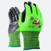 TGC KOMODO Vigilant Touch Screen Cut 1 Reusable Gloves S