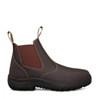 Oliver Claret Elastic Sided Boot (26-626)