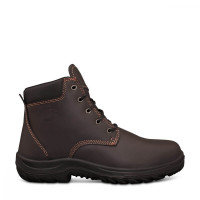 Oliver Claret Lace Up Boot (26-636)