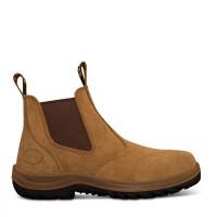 Oliver Beige Elastic Sided Boot (34-624)
