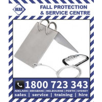 IKAR 42-Z3 Stainless Steel Edge Protection Plate Corrosion-resistant