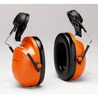 (Case of 20 boxes) 3M Orange Helmet Attached Format Earmuffs For Airstream Helmet Class 4 SLC80 23dB (1 pair per box) (XH001657960)