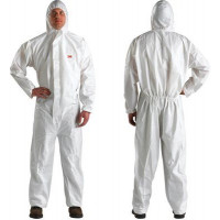 XL Protective Coverall White 3M (4510)