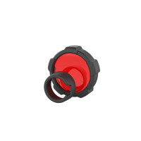 Ledlenser Colour Filter Red 85.5mm - Fits MT18