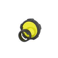 Ledlenser Colour Filter Yellow 85.5mm - Fits MT18