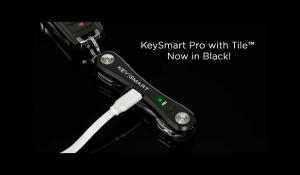 KeySmart Pro with Tile™ - Now in Black!