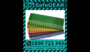 Height Safety Rigging Inspection Service Tags Wrapstrap