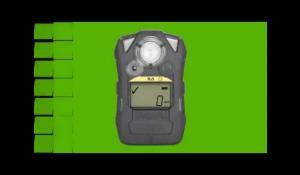 ALTAIR 2X XCell Sensor Animation
