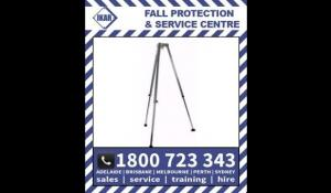 IKAR Rescue Tripod for Confined Space Entry 41-54/30-60