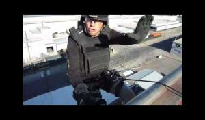Miltary Times GearScout Demonstrates the Petzl Tactical EXO EASHOOK system
