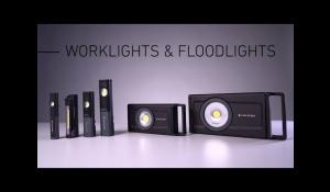Ledlenser Worklights & Floodlights - english