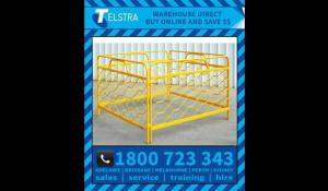 Telstra Barrier Pit Edge Protection System