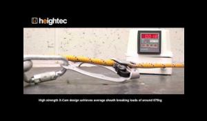 Heightec Rope Access Devices Pulsar, Compact and Twist