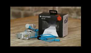 Ledlenser headlamp NEO10R - english