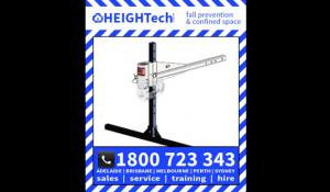 How to use Davit Reece Hitch Vehicle Attachment?