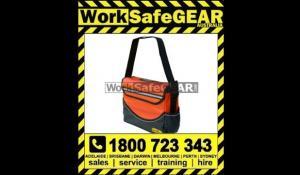 Rugged Xtremes PVC Orange Crib Tool Bag
